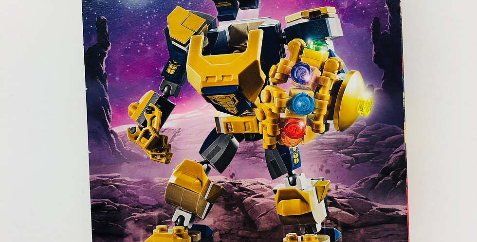 Avengers Thanos Mech Age 6+