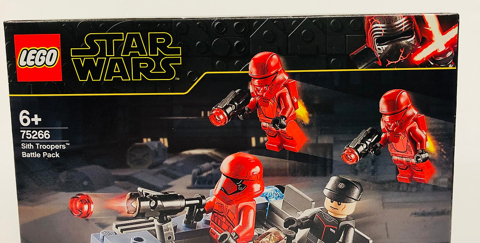 Star Wars Sith Troopers Battle Pack Age 6+