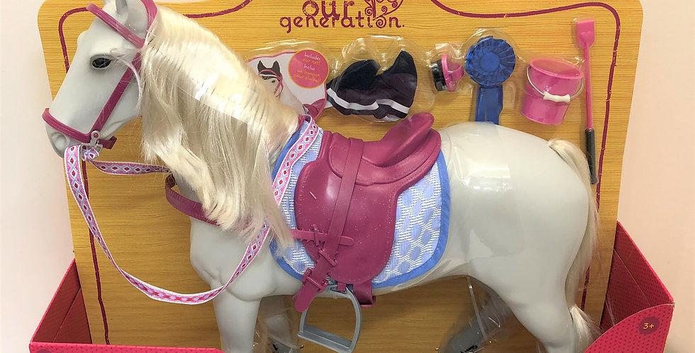 OG Sterling Grey Horse