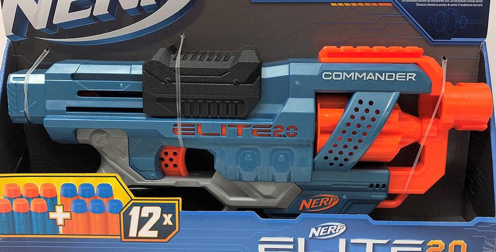 Nerf Elite 2.0 Gun Age 8+