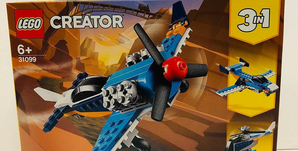 Creator Propeller Plane Age 6+
