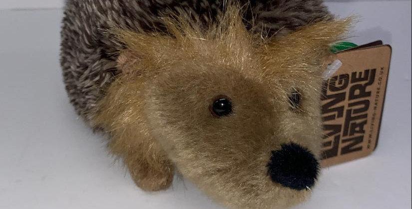 Living Nature Hedgehog
