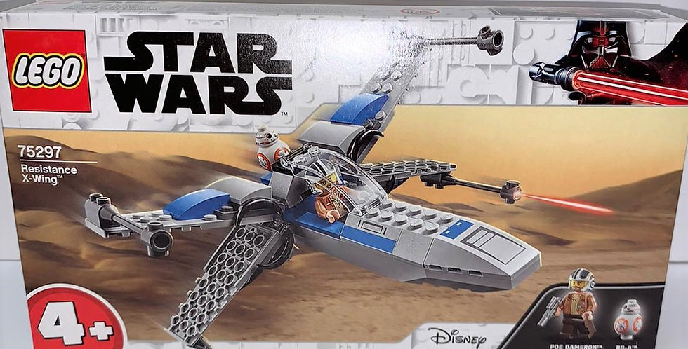 Star Wars Juniors Resistance X-wing
