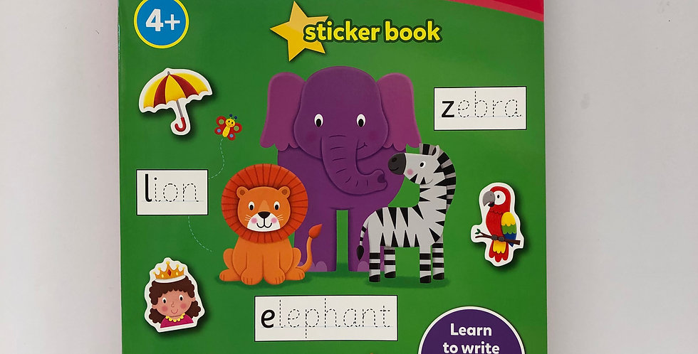 Galt Home Learning First Writing 4+