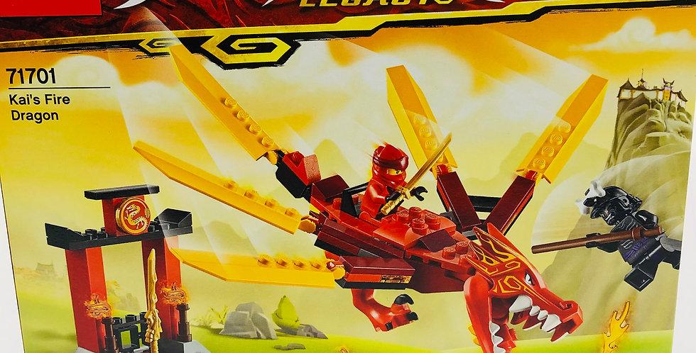 Ninjago Kai's Fire Dragon Age 4+