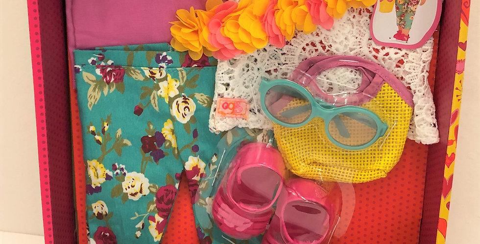 OG deluxe outfit Fiesta in Flower