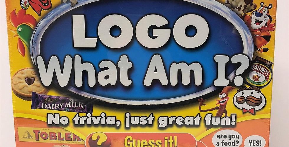 Logo What Am I? Age 8+