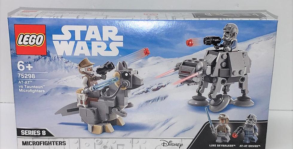 Star Wars Microfighters AT-AT vs. Tauntaun