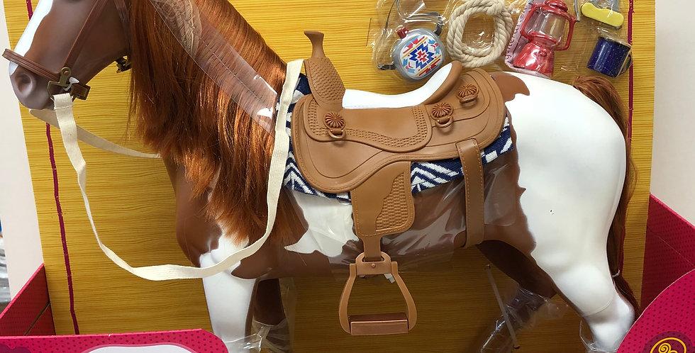 OG Pinto Horse