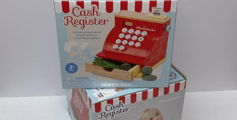 Le Toy Van Cash Register Age 3+