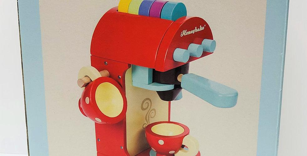 Le Toy Van Cafe Machine age 3+
