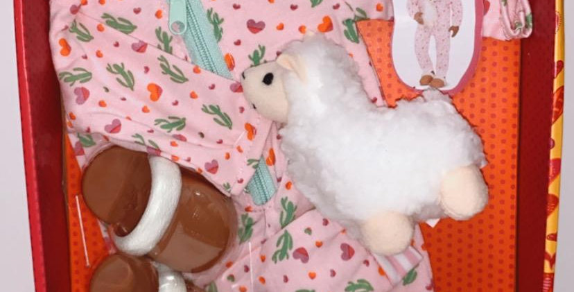 OG outfit Llama Lullabies