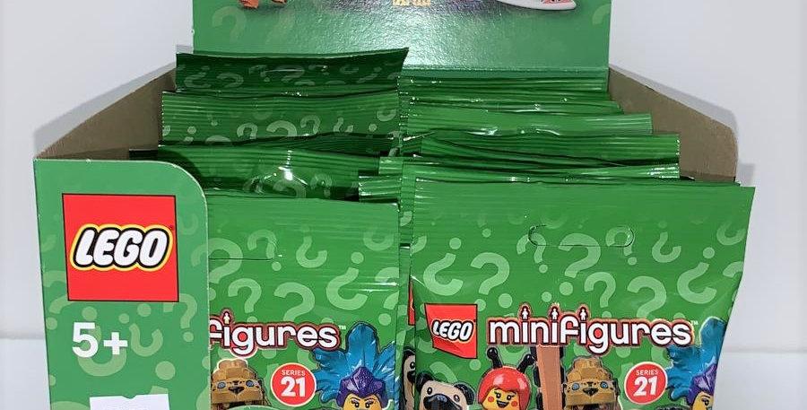 Series 21 Minifigures