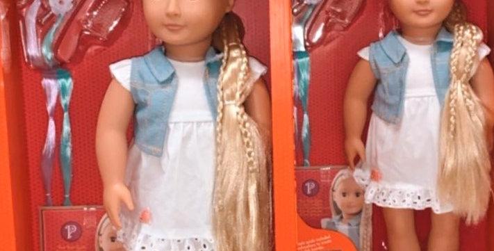 OG Hair Play Doll