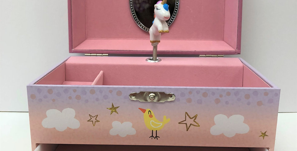 Deluxe Musical Jewellery Box Age 3+