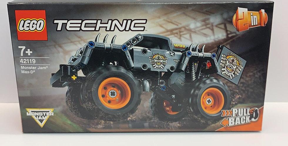 Technic Monster Jam Max D