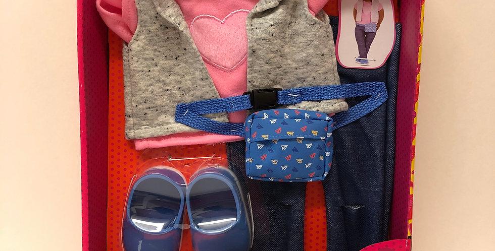OG outfit Trendy Traveller