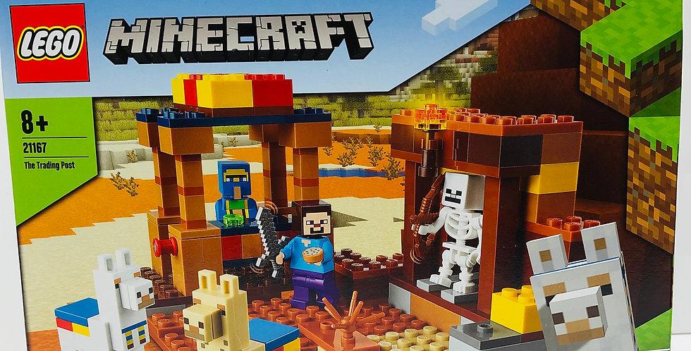 Minecraft Trading Post Age 8+
