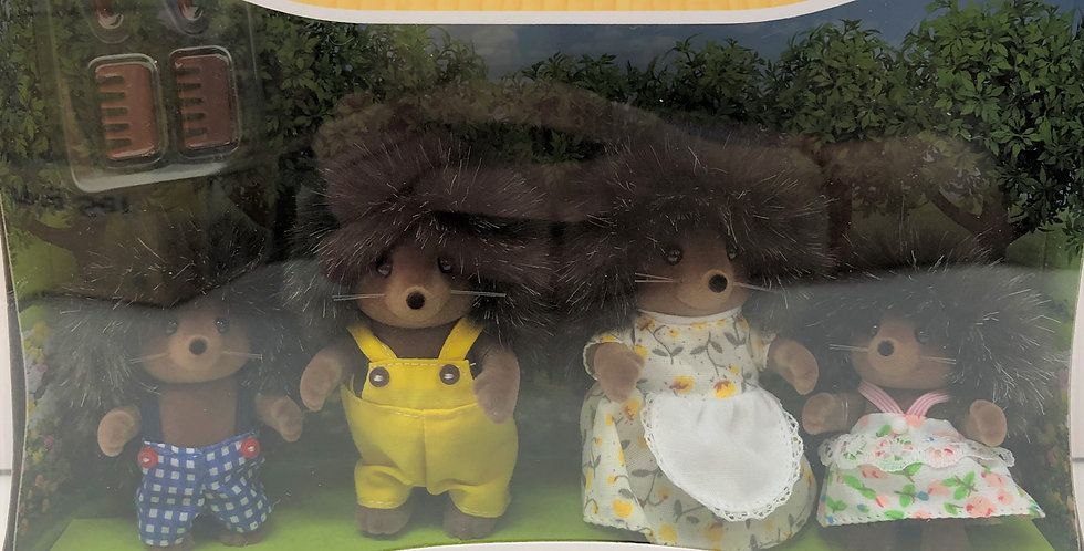 Sylvanian Families Hedgehogs Age 3+