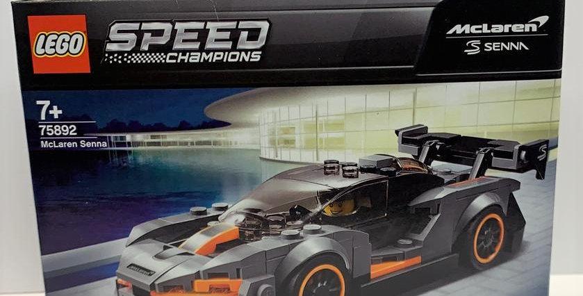 Speed Champions McClaren Senna