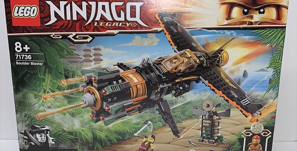 Ninjago Boulder Blaster