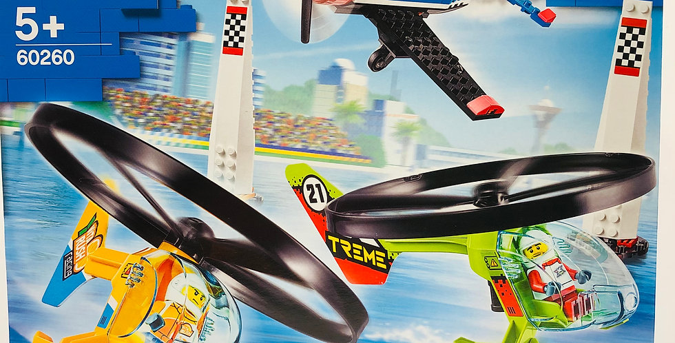 City Helicopter Air Race Age 5+