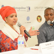 Kadija Ali, CEO Global Language connectio