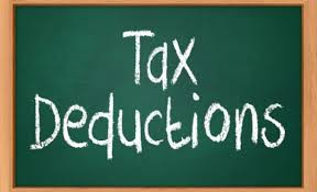 5 Tax Deductions