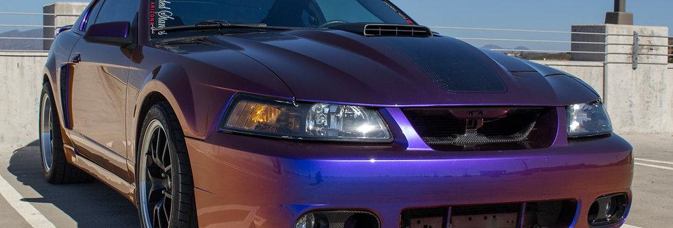 2003 - 2004 Mustang Carbon Fiber Cobra Front Lip