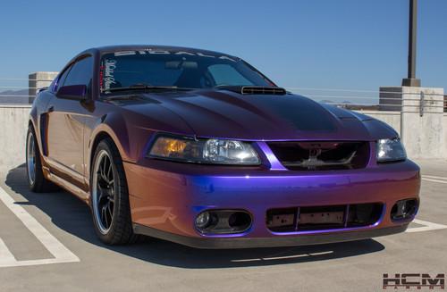 2004 Mustang Cobra Terminator 0-60