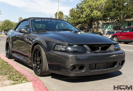 Custom Carbon Fiber Parts for Cars