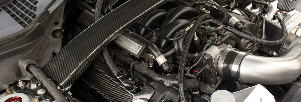2015 - 2017 Mustang Carbon Fiber Strut Tower Brace