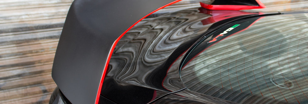 2015 - 2019 Mustang GT350RR Fiberglass Spoiler