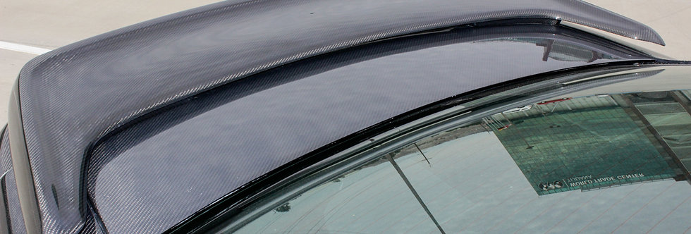 2005 - 2009 Mustang Carbon Fiber Saleen Style Rear Spoiler