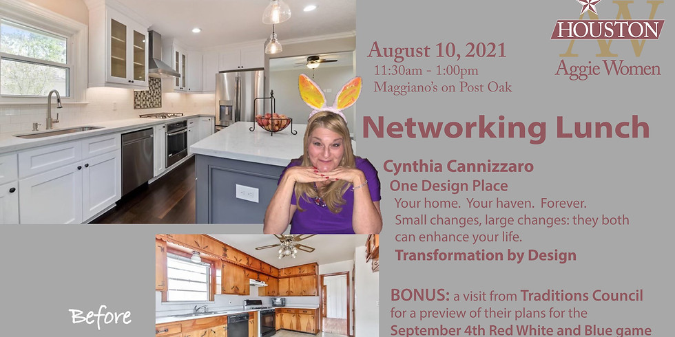August 2021 Networking Lunch