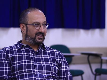 """Entrevista com Hudson Vilas Boas: """"A educação é o alicerce da sociedade"""""""