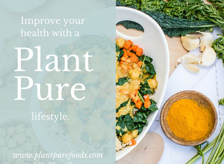 Let's talk about (plant) food!