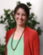 Lead yoga teacher trainer, Kristen Fewel at Full Circle Yoga, Yorba Linda