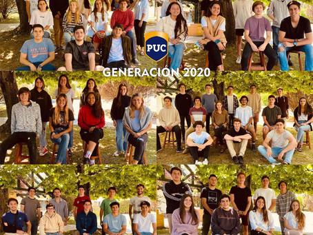 GENERACIÓN 2020 PUC