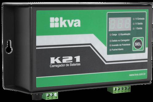 Carregador de Baterias K21
