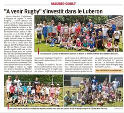 A Venir Rugby Maubec Goult