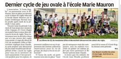 PERNES LES FONTAINE Marie Mauron