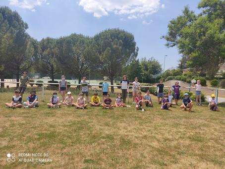 Période 5:du 3 mai au 6 juillet Goult #CM1CM2 Mme Chabert 26 enfants