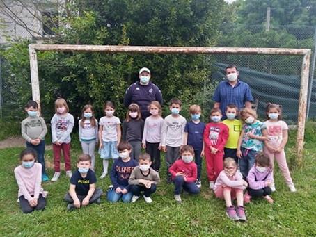 Période 4:du 8 mars au 23 avril Sorgues Marie Rivier #CP M Icard 20 enfants