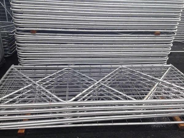 Senturion Steel Supplies Galv Gates N BR