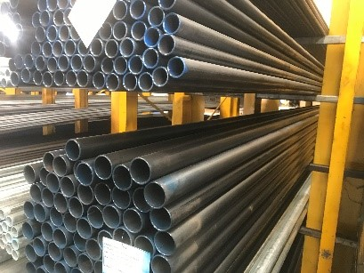 Senturion Steel Supplies Black Pipe 03