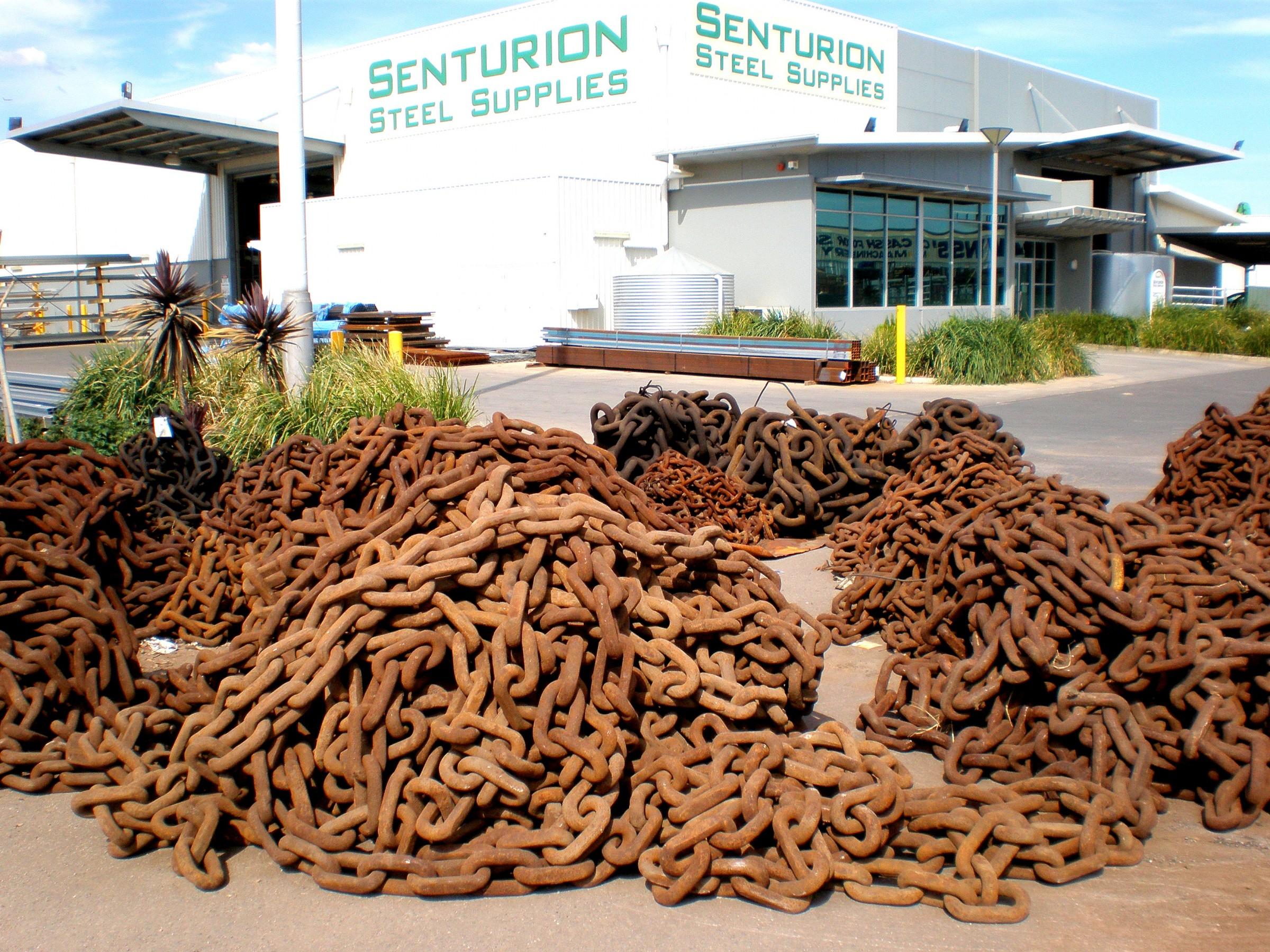 Senturion-Steel-Supplies-Chain