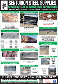Senturion Steel Supplies - Stock Journal Advert - 22nd July 2021.png