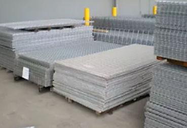 Senturion Steel Supplies Galvanised Weld