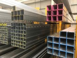 Senturion Steel Supplies Galvanised RHS